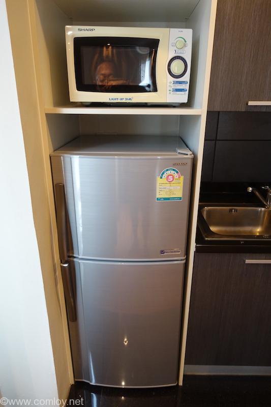 ブレスレジデンス(BLESS RESIDENCE BANGKOK)キッチン設備2