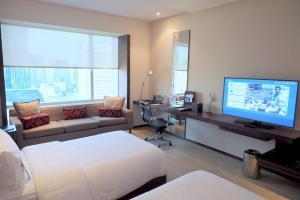 Le Meridian Bangkok(ル・メリディアン バンコク)お部屋3