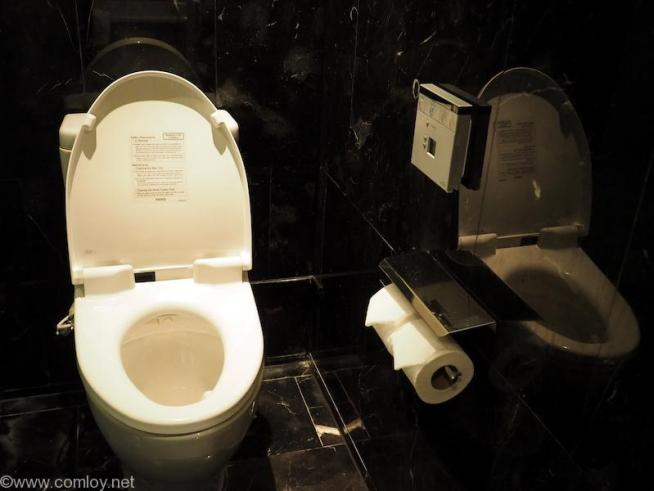 Le Meridian Bangkok(ル・メリディアン バンコク)トイレ