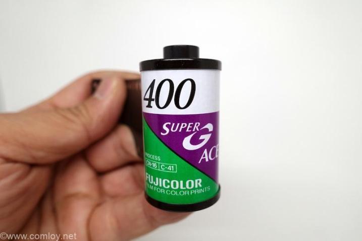 FUJIFILM SUPER G ACE 400