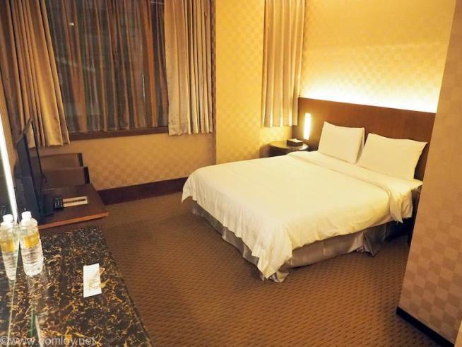 EAST DRAGON HOTEL(東龍大飯店)室内