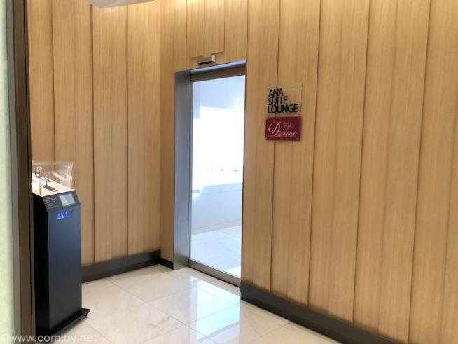福岡空港 ANA SUITE LOUNGE