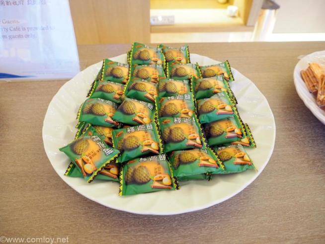 台湾 台東 ザ スイーツ タイトン (The Suites Taitung) お茶菓子