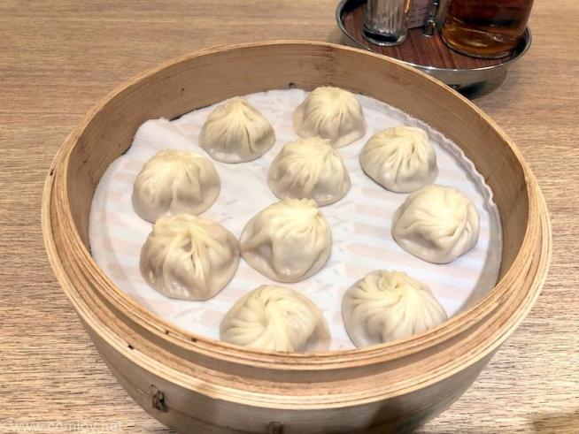 鼎泰豊(ディンタイフォン) 小籠包