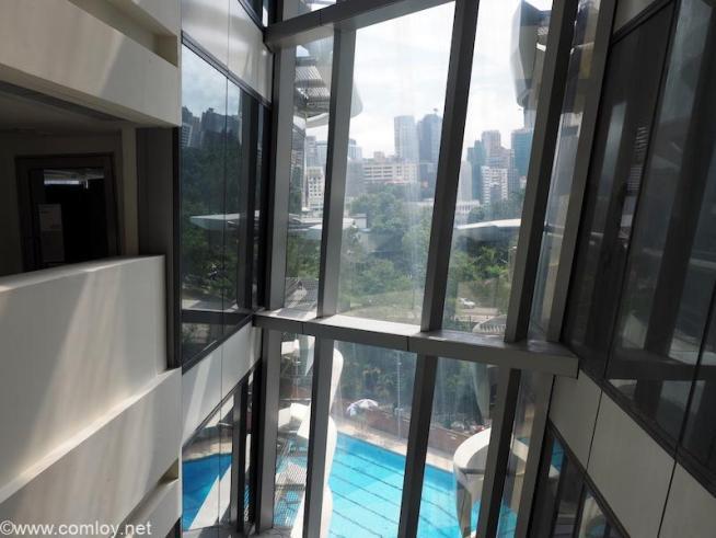 香港理工大学・ジョッキー・クラブ・イノベーション・タワー