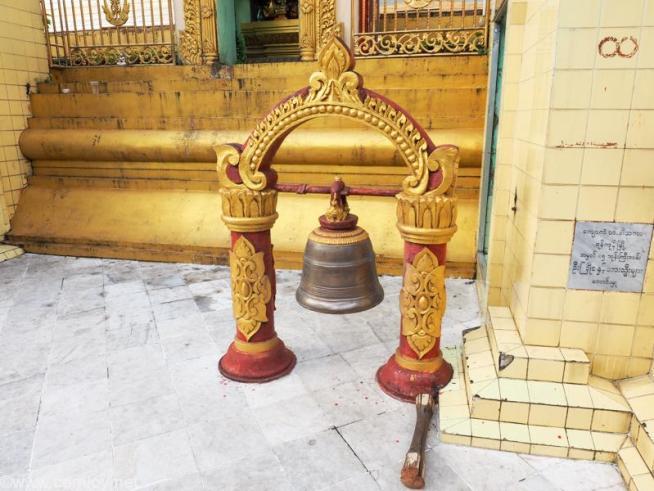 スーレーパゴダ(Sule Pagoda)
