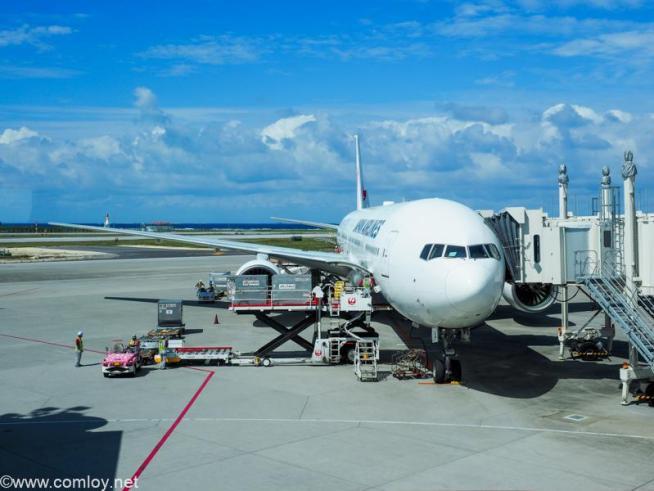 JA751J B777-300 Boeing777-346 27654/458 2003/11〜