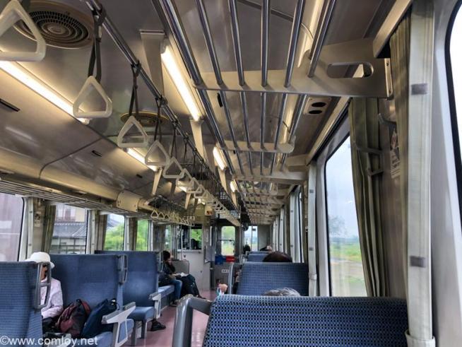 JR陸羽東線