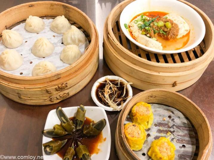 「杭州小籠包」今日のお昼ご飯