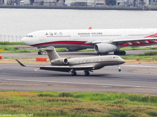 SKY KUMARK III Gulfstream Aerospace G-V (n700mk)