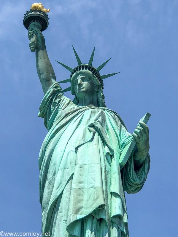 自由の女神像(Statue of Liberty National Monument)