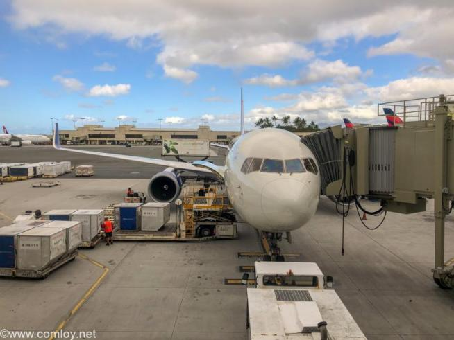 N156DL B767-300 Boeing767-3P6/ER 25354/406 1997/07〜