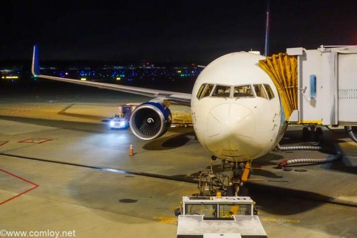 N1602 B767-300 Boeing767-332/ER 29694/735 1999/01〜