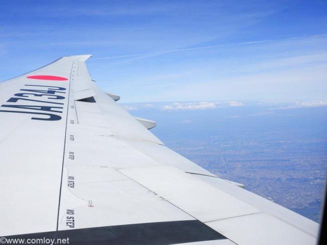 日本航空 JL006 羽田 - ニューヨーク