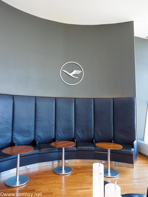 ニューヨーク JFK空港 ルフトハンザ航空(Lufthansa) セネターラウンジ(Senator Lounge)