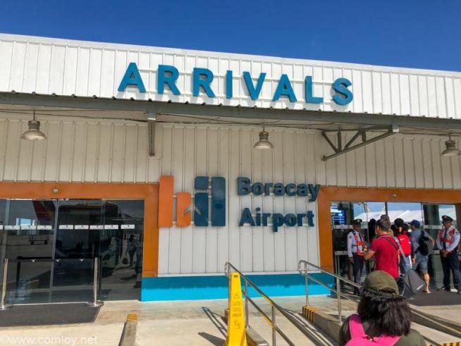 カティクラン(ボラカイ)空港