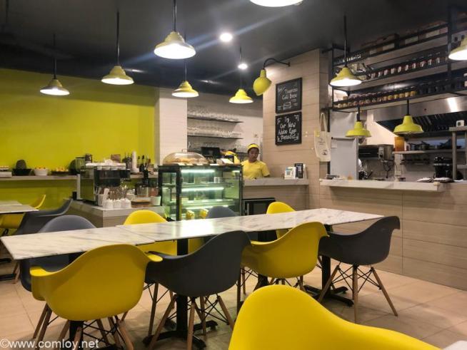 サニーサイドカフェ(SUNNY SIDE CAFÉ)