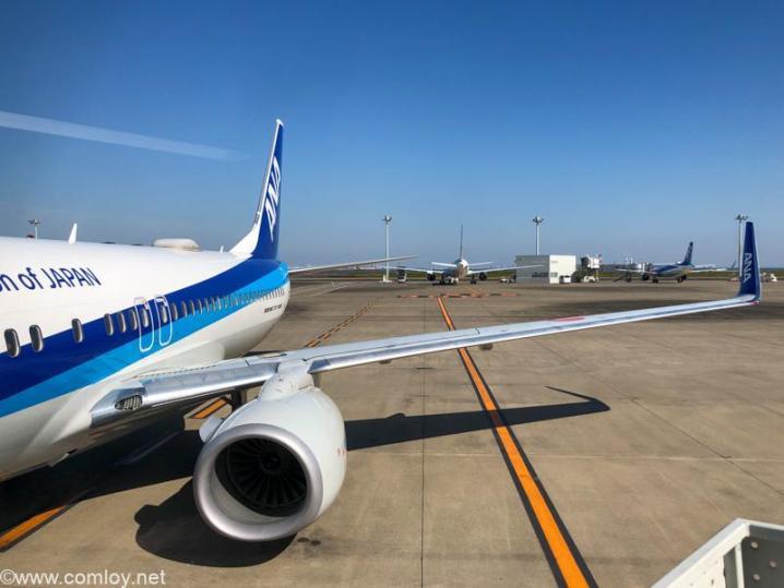 JA90AN B737-800 Boeing737_8AL 64878/7327 2018/12~