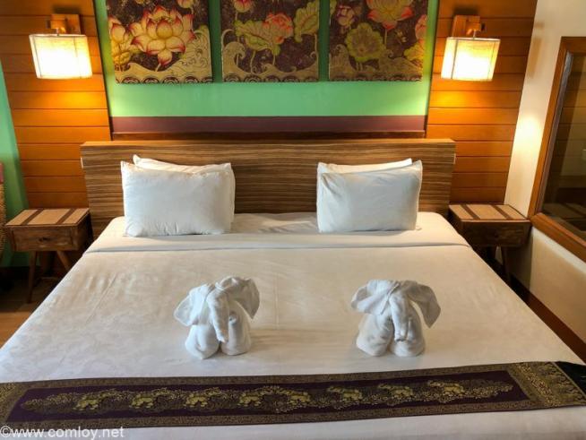 ヴィエン マントラ ホテル(Vieng Mantra Hotel)