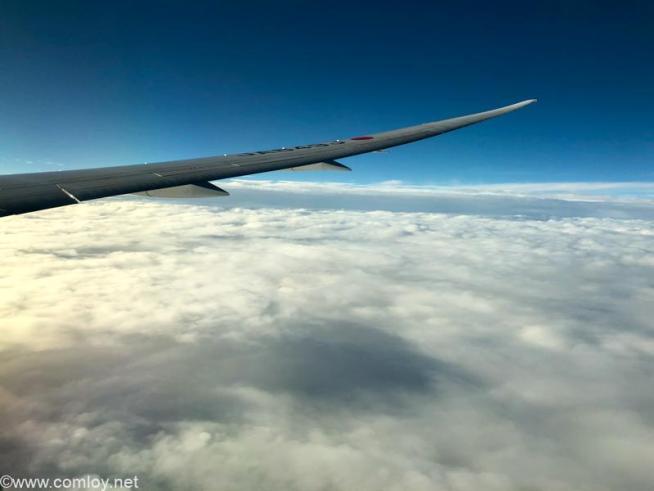 日本航空 JAL125 羽田 - 伊丹