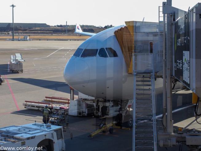 9M-MTE A330-300 Airbus A330-323X 1243 2011/08〜