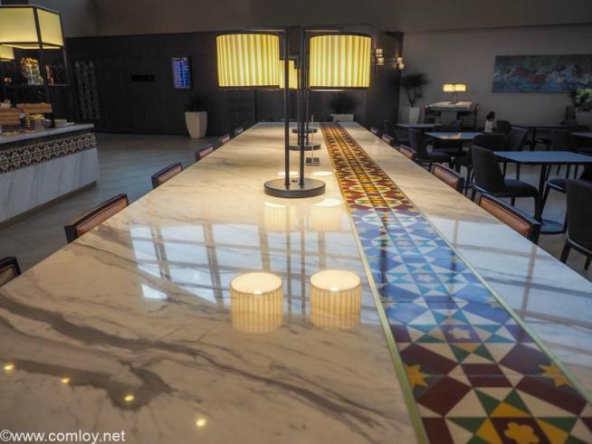 マレーシア航空 Golden Lounge REGIONAL