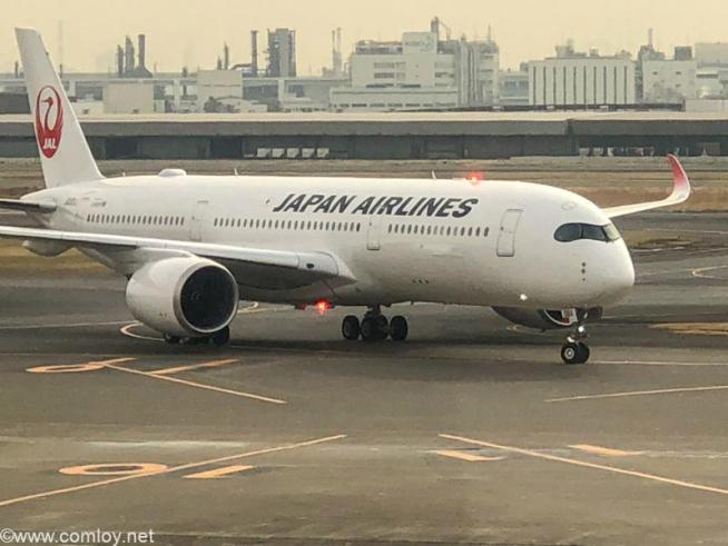 JA08XJ A350-900 airbusA350-941 476 2020/12〜