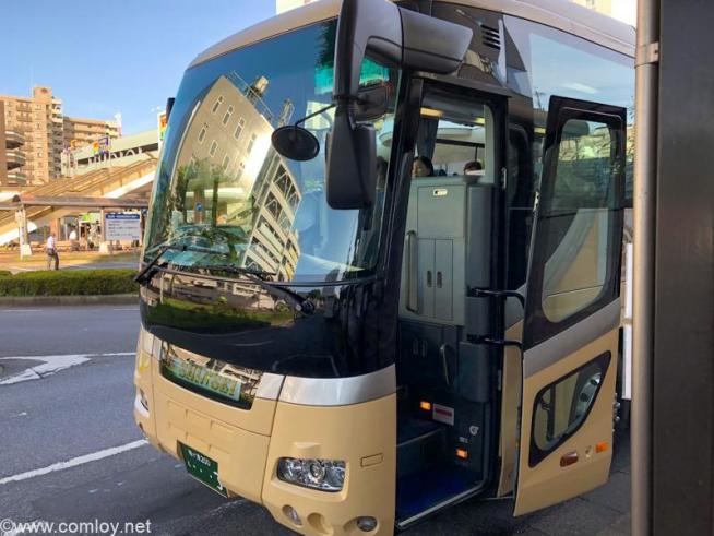 アパホテル 成田空港送迎バス