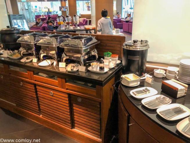 タイ航空 ロイヤルシルクラウンジ (THAI Royal Silk Lounge)