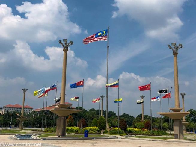 プトラスクエア (Putra Square)