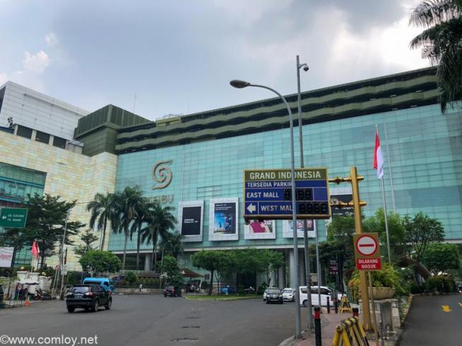 グラインドインドネシア(GRAND INDONESIA)