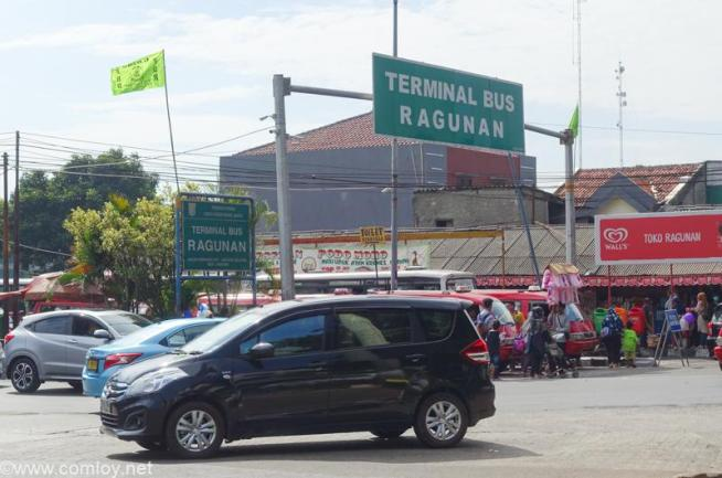 Terminal Ragunan