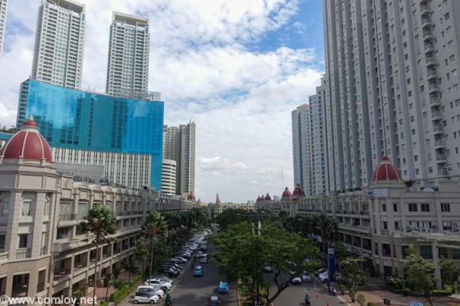 セントラルパークモール(CENTRAL PARK MALL JAKARTA)