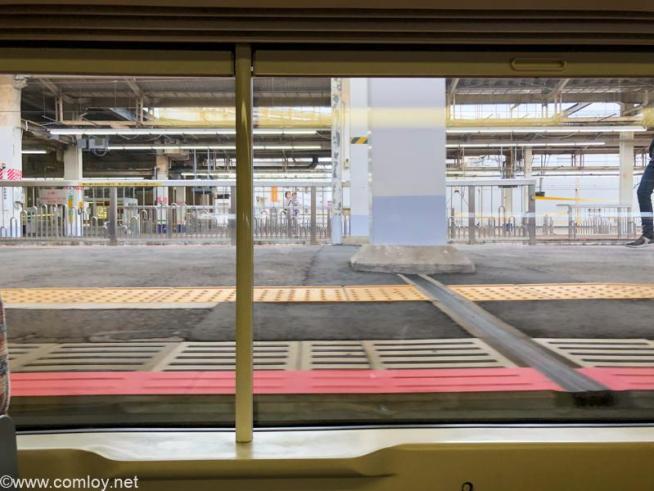 二階建て 新幹線 E4系 MAXとき316号