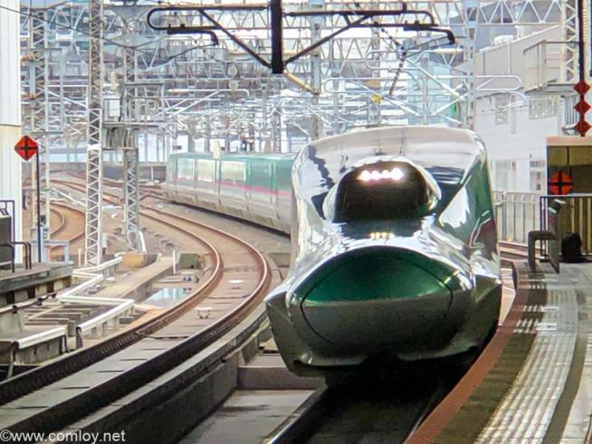 東北新幹線 やまびこ 61号