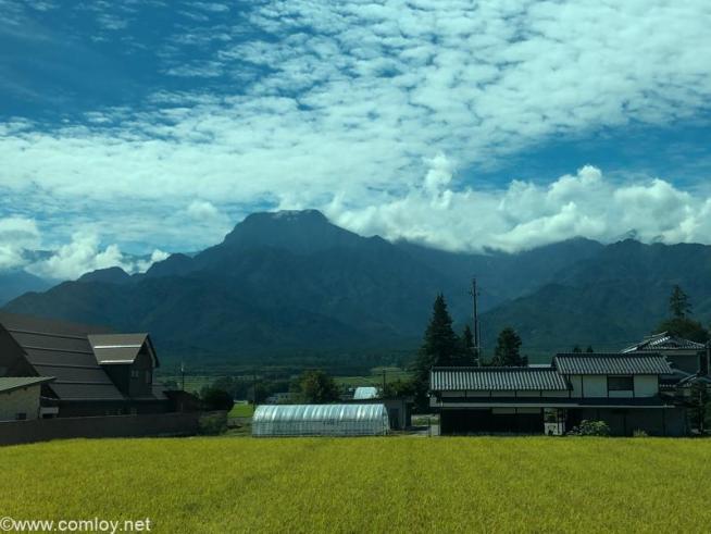 信濃富士(有明山)