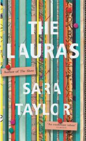 Book Cover - The Lauras by Sara Taylor