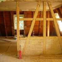 Entkernen des Wohnzimmers - Trockenbauvorbereitungen