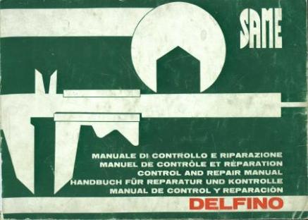Same Delfino manuel de service