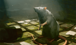 Alternative Commander: Kerevek's Rats