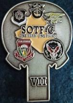 SOTF-C coin circa 2010 Reverse