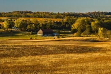 Antietam National Battlefield Park, Sharpsburg, Maryland, October 19, 2009