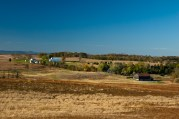 Tower View, Roulette and Mumma Farms, Antietam National Battlefield Park, Sharpsburg, Maryland, October 22, 2013