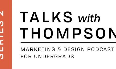 Episode 47: Dominick Tucciarone Talks With Thompson