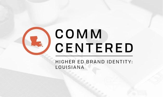 Higher Ed Brand Identity: Louisiana