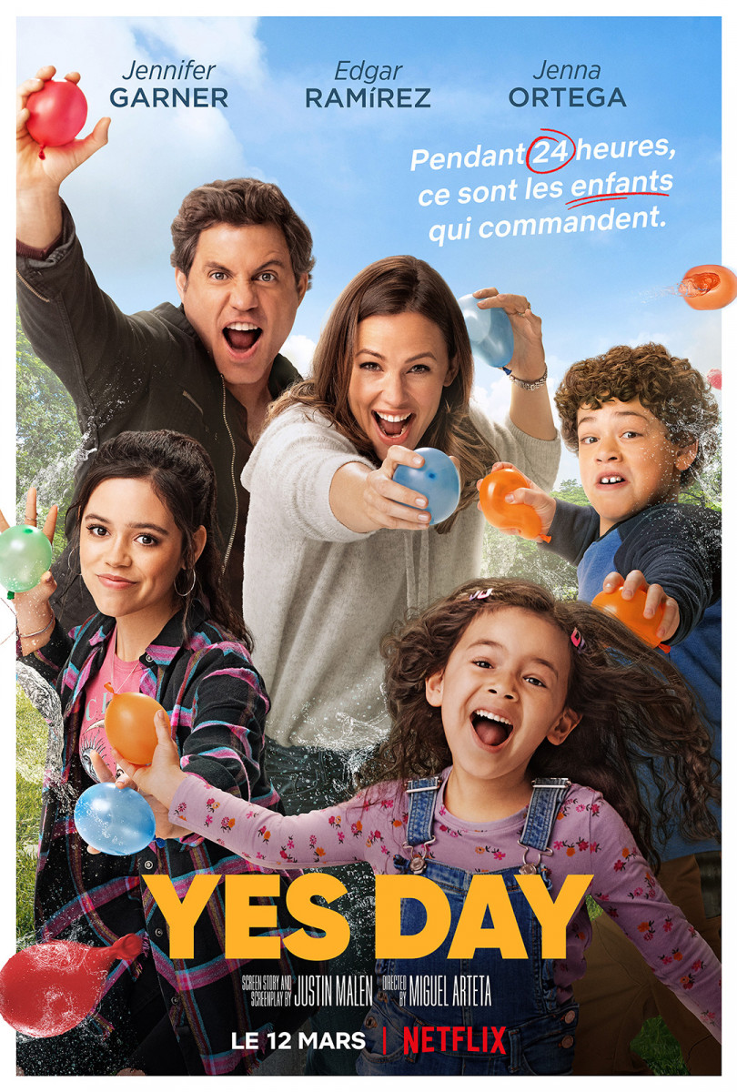 Film yes day
