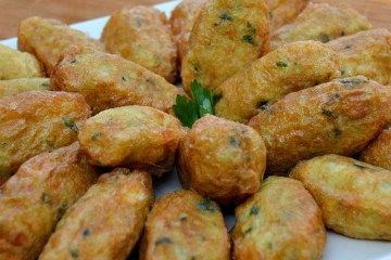Albóndigas de bacalao caseras: receta valenciana 5
