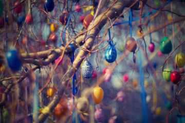 """Dulces de Semana Santa: huevos, monas, """"panquemaos"""", torta de pasas y nueces... 2"""
