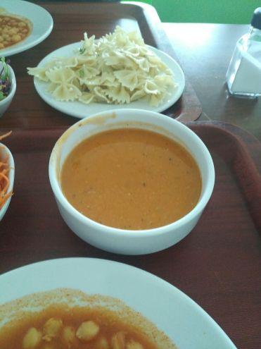 Sopa para primero