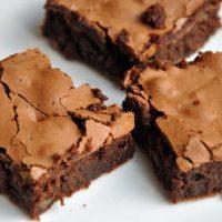 Brownie, receta de Katharine Hepburn